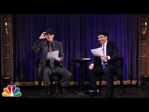 "Tom Hanks Acts Out Hilarious Scripts Written by Children Based Only on the Title ""Bridge of Spies"""