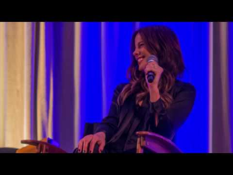Wizard World 2017 Kate Beckinsale Panel