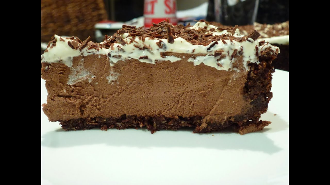 Bavarian Chocolate Pie Recipes To Learn Easy Recipes