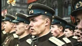 Парад Победы 9 Мая 1945 года