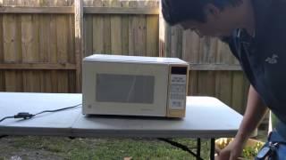 Digital Forensics analysis of a microwaved hard drive
