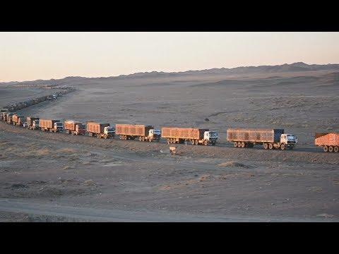 Угольной промышленности Монголии угрожают очереди на границе (новости)