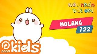 Hướng Dẫn Vẽ Molang - Siêu Nhân Bút Chì - Tập 123 - How to draw Molang (From Molang And Piu Piu)