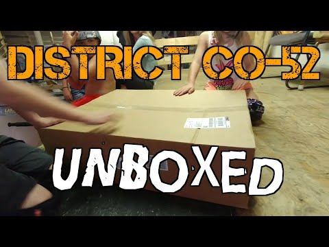 DISTRICT CO52 PRO SCOOTER UNBOXING (Episode 31)