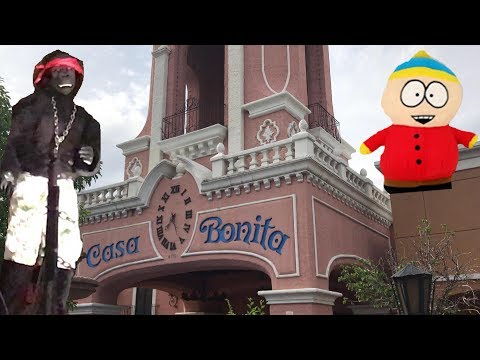 Casa Bonita Tour & Review (Wacky Destination Mexican Restaurant In Denver)