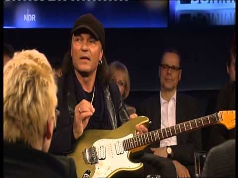 Matthias Jabs Wind of Change-Gittarre - Bettina und Bommes – 13-03-2015