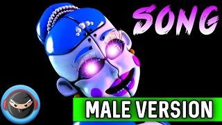"""(SFM) BALLORA SONG """"Dance to Forget"""" MALE COVER by TryHardNinja"""