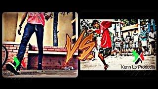 Duel [FUNK] VS [FREE STEP] [Kenn Lp Products]  Tenorio vs fezinho
