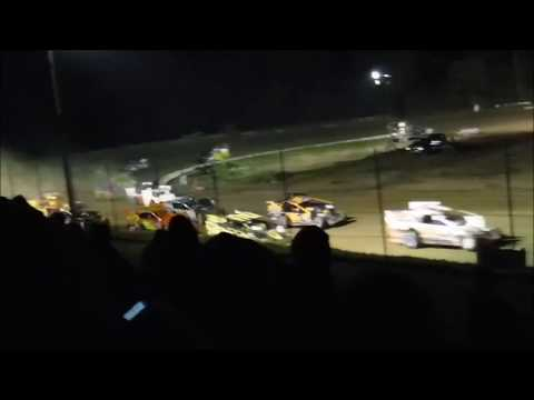 Penn Can Speedway - October 14, 2017 - King of the Can Modifieds
