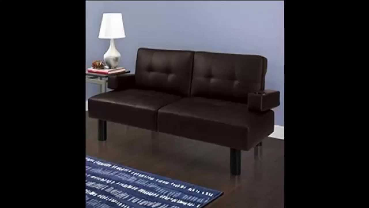 Mainstays Connectrix Futon Brown