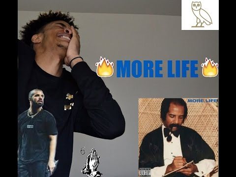 Drake- MORE LIFE ( REACTION/REVIEW )