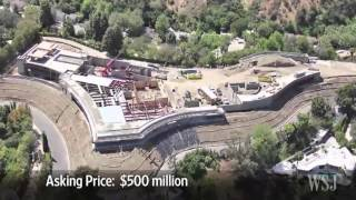 World's most expensive house Bel Air mansion may not sell