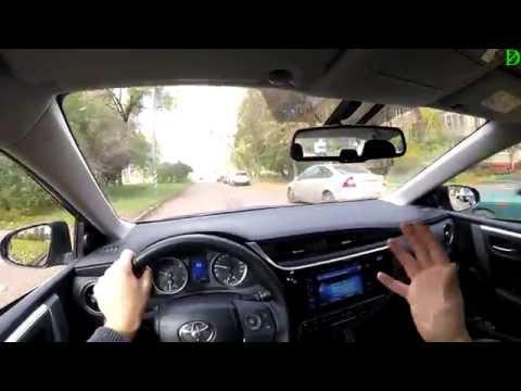 О Toyota Corolla в комплектации Престиж