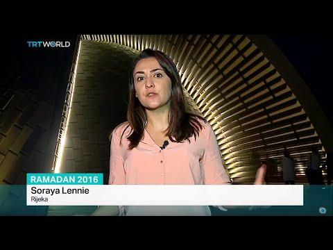 Muslims celebrate Ramadan in Croatia, Soraya Lennie reports from Rijeka