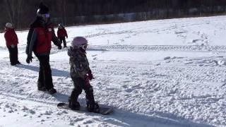 Кочетова Маргарита - первые уроки кайтинга