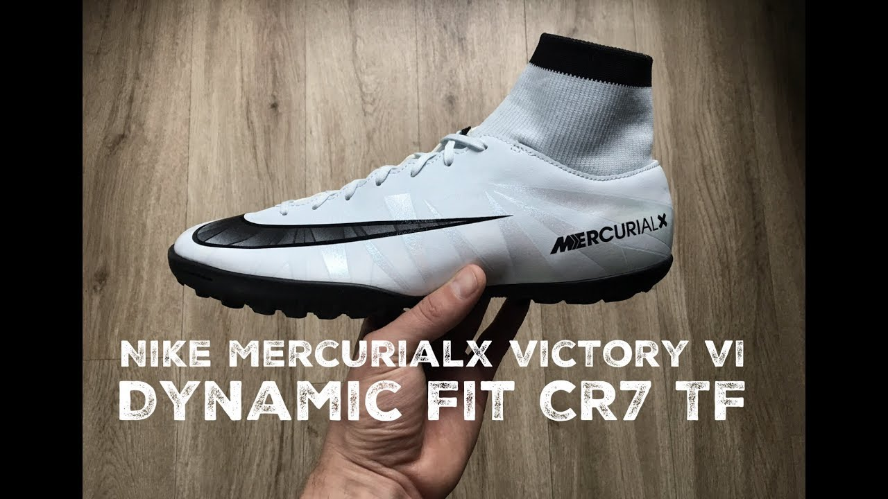 49cbd7ef0 Nike MercurialX Victory VI Dynamic Fit CR7 TF