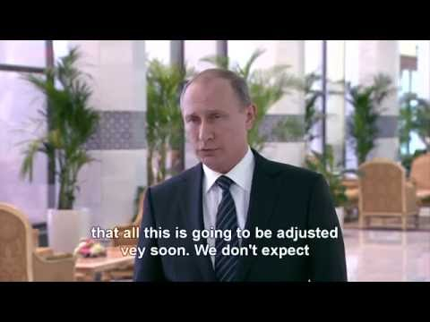 EXCLUSIVE: Putin smashes British PM: Cameron's Claim That Russia Was Interested in Brexit Groundless