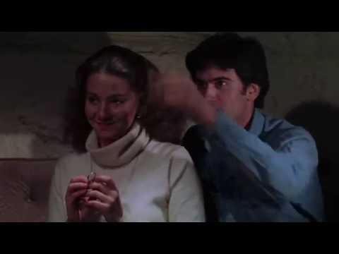 EVIL DEAD sam raimi 1981 eyes scene