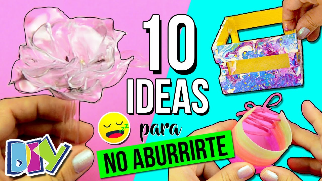 Te aburres ya no 10 ideas manualidades y diy 39 s for Ideas faciles para la casa