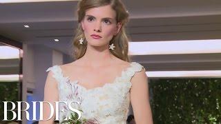 Carolina Herrera's Spring 2016 Bridal Runway Show
