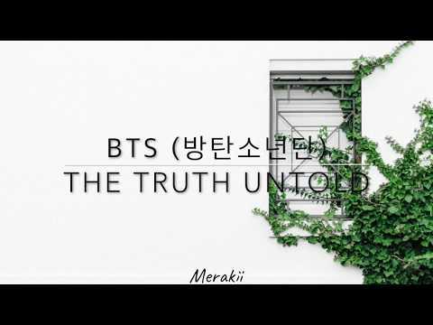 BTS (방탄소년단) - The Truth Untold || (ACOUSTIC & ENGLISH COVER) Merakii