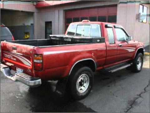 1994 Toyota Pickup Burien Wa Youtube