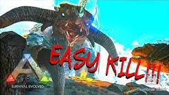 *SOLO* Ark Ice Titan Easy Kill!!! Easiest Way