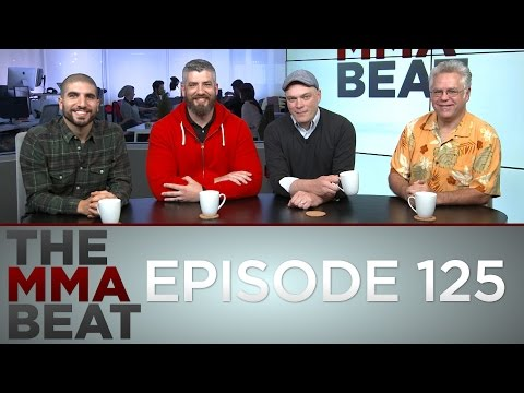 The MMA Beat: Episode 125