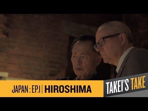 George Takei Remembers Hiroshima | Takei's Take Japan