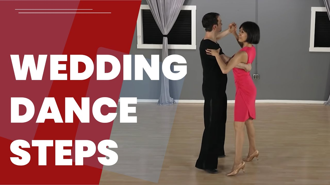 How To Dance At A Wedding For Couples With Ballroom Dance Basics