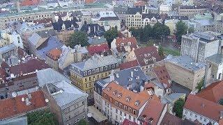 #61. Рига (Латвия) (классное видео)(Самые красивые и большие города мира. Лучшие достопримечательности крупнейших мегаполисов. Великолепные..., 2014-07-01T00:00:17.000Z)