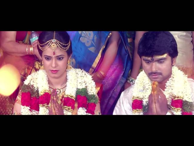 Mahalakshmi - Surendher Wedding
