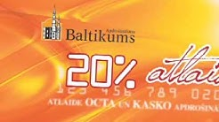 Baltikums apdrošināšana