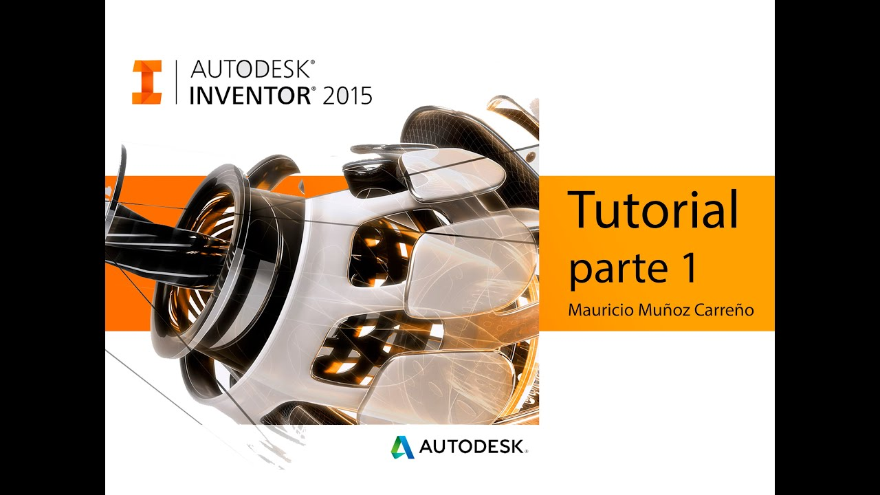 Tutorial Inventor 2015 - audio español (parte 1) - YouTube