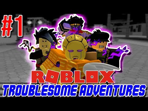 Best Jojo Game On Roblox The Start Of Something Great Roblox