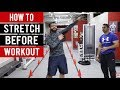 STRETCH before lifting weights in the GYM! (Hindi / Punjabi)
