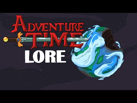 Adventure Time - Lore In A Minute! - Adventure Time Games And Characters | LORE
