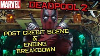 (SPOILER!!) Penjelasan Post Credit Scene Dan Ending DEADPOOL 2 | Marvel Indonesia