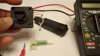Датчик (реле) протока - устройство, поломки, ремонт.