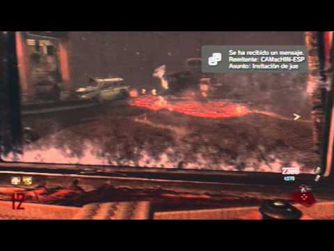 TUTORIAL GUIA CALL OF DUTY BLACK OPS 2 NUEVO TRUCO ESCUDO INDESTRUCTIBLE