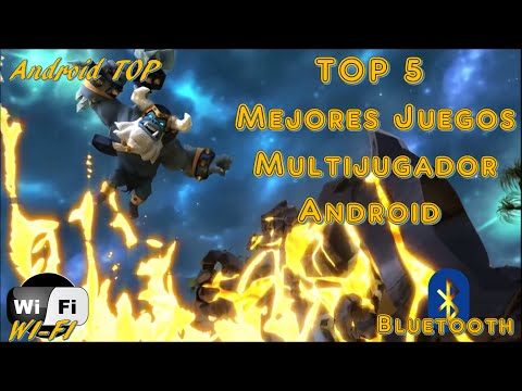 Top Juegos Android Multiplayer Bluetooth