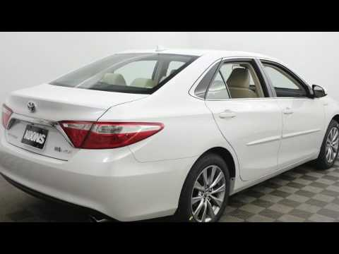 2017 Toyota Camry Hybrid Xle In Easton Md 21601 Youtube