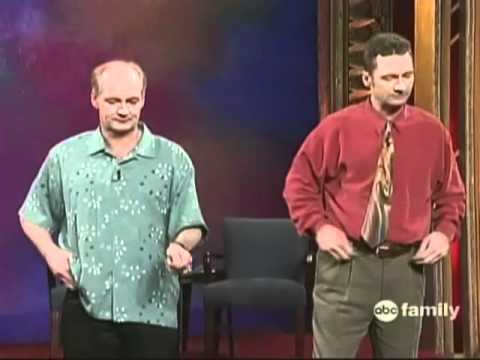 Whose Line is it Anyway - Show Stopping Number