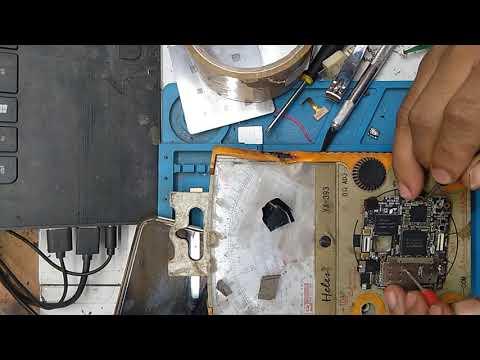 Asus Zenfone C/Z007 Lcd Blank Putih Solusi