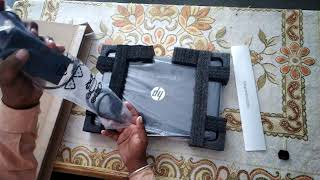 HP A6 Laptop Unboxing & Overview