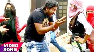 पढ़े जालिस मुहवा बांध के - Padhe Jalis Muhawa Banhi Ke - Mantesh Mishra - Bhojpuri Hit Songs 2017 new