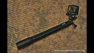 Видео обзор телескопического монопода GoPro El Grande.