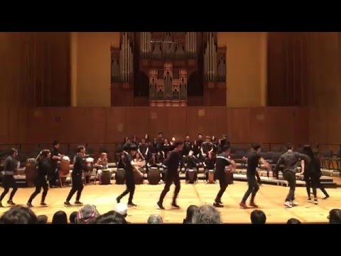 [UC Berkeley Music 148] Spring 2016 Final Performance (Sean's group)