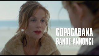 Copacabana avec Isabelle Huppert