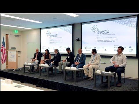 Armenia IT Forum 2016, USA, Silicon Valley, Part 3